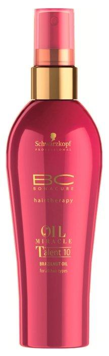 BC Bonacure Oil Miracle Brazilnut Talent 10 Несмываемый спрей с маслом бразильского ореха для волос