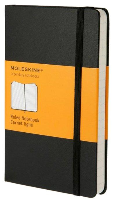 Блокнот Moleskine Classic Pocket 90x140, 96 листов 385015(MM710)