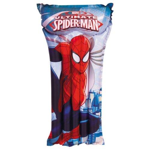 Купить Матрас для плавания Bestway Spider-Man 98005 BW красный/синий/белый, Надувные игрушки