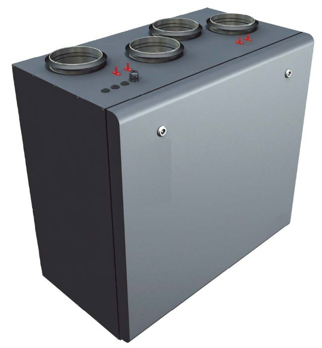 Вентиляционная установка Lessar LV-PACU 400 VWL-V4
