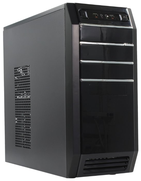 PowerCool Компьютерный корпус PowerCool S8820BK 500W