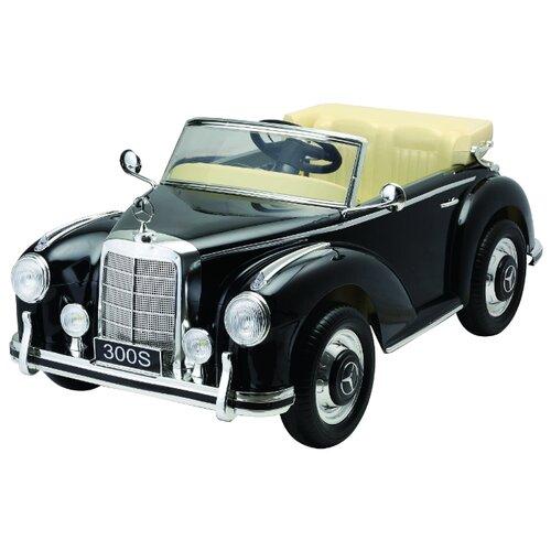 Купить RiverToys Автомобиль Mercedes-Benz S300, black, Электромобили