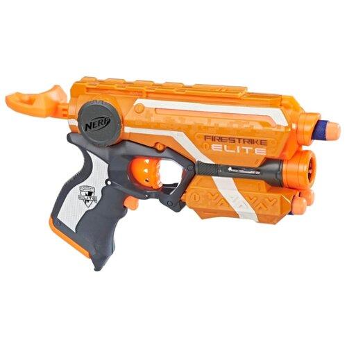 Бластер Nerf Элит Файрстрайк (53378)Игрушечное оружие и бластеры<br>