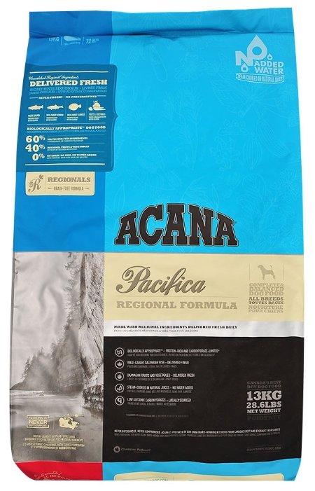 Корм для собак Acana Pacifica