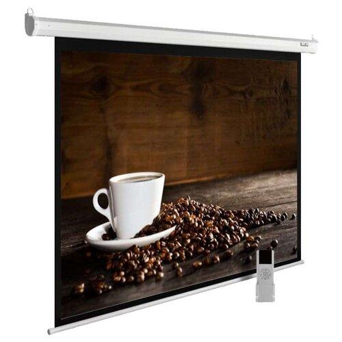 Фото - Рулонный матовый белый экран cactus MotoExpert CS-PSME-300x300-WT cactus cs psme 200x150 wt белый