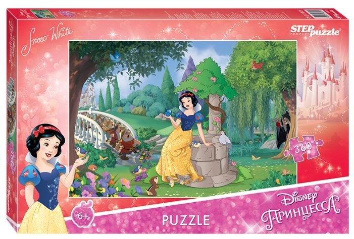 Пазл Step puzzle Disney Белоснежка - 2 (96056), 360 дет.