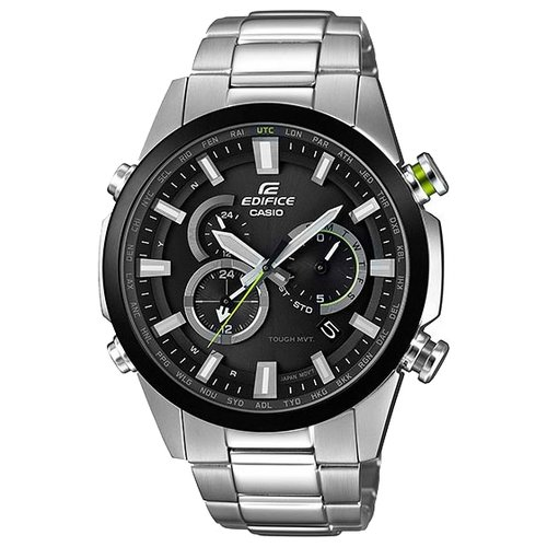 Наручные часы CASIO EQW-T640DB-1A наручные часы casio eqw m1000db 1a