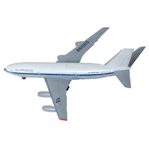 Купить Сборная модель ZVEZDA Пассажирский авиалайнер Ил-86 (7001) 1:144, Сборные модели