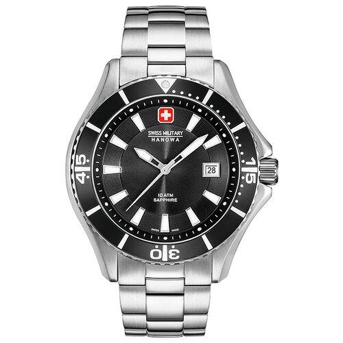 Наручные часы Swiss Military Hanowa 06-5296.04.007 наручные часы swiss military hanowa наручные часы