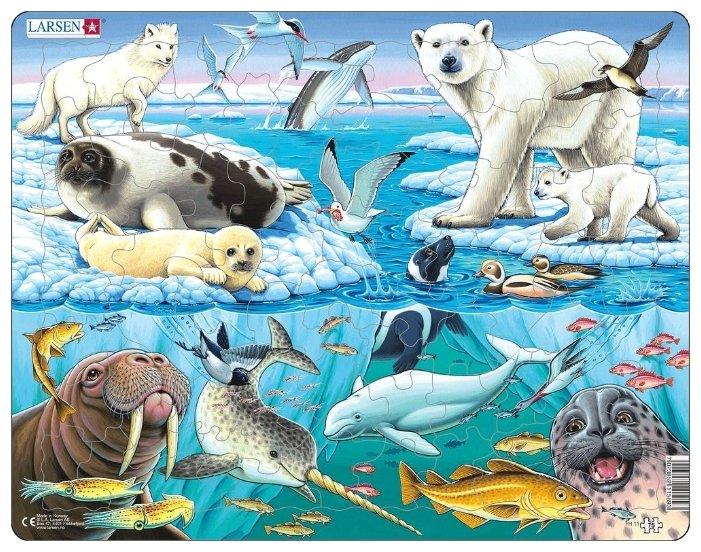 Пазл Larsen Арктика (FH11), 75 дет.