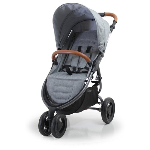 Прогулочная коляска Valco Baby Snap Trend Grey marle футболка insight palm republic grey snow marle
