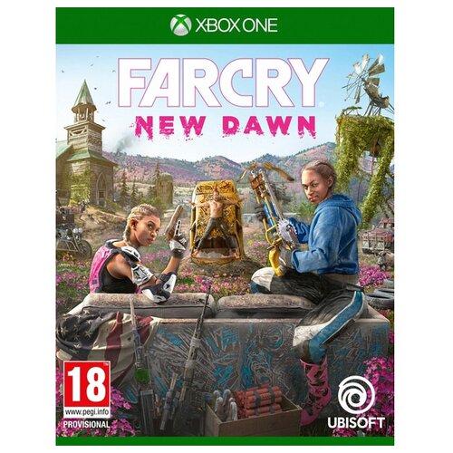 Игра для Xbox ONE Far Cry New DawnИгры для приставок и ПК<br>