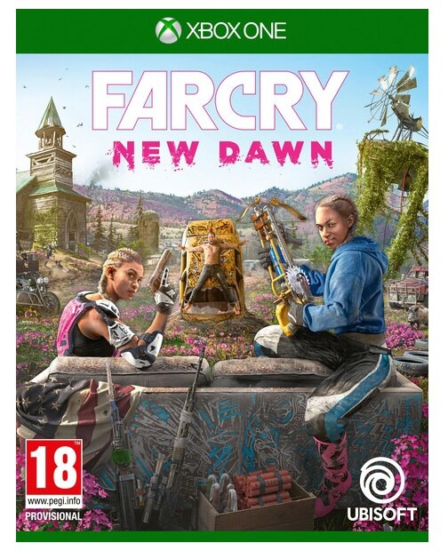 Far Cry New Dawn - Deluxe Edition (PC)