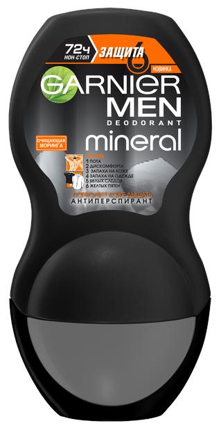 Дезодорант антиперспирант ролик Garnier Men Mineral Защита