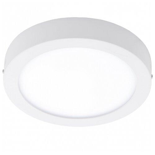Светильник светодиодный Eglo Fueva 1 96168, LED, 22 Вт потолочный светодиодный светильник eglo 96168