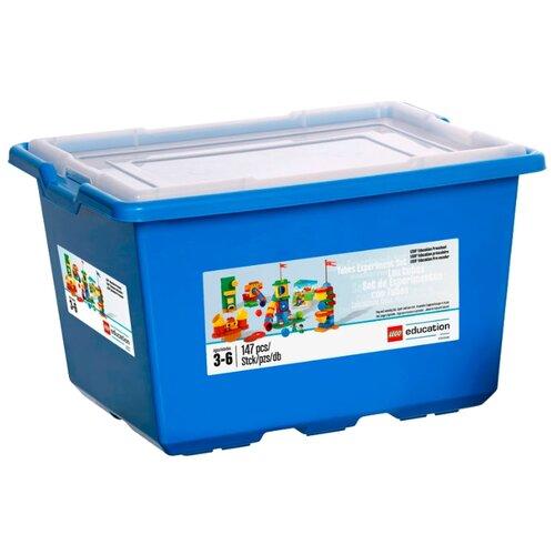 Купить Динамический конструктор LEGO Education PreSchool DUPLO Набор с трубами 9076, Конструкторы