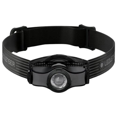 Налобный фонарь LED LENSER MH3 черный