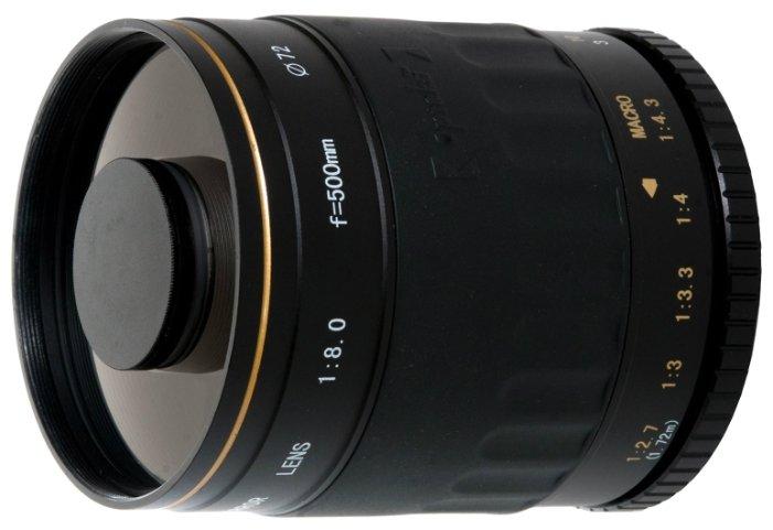 Объектив Opteka 500mm f/8 Minolta A
