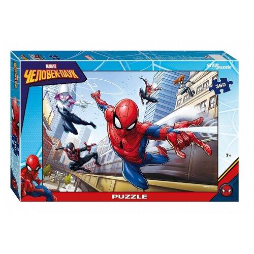 Пазл Step puzzle Marvel Человек-паук - 2 (96061), 360 дет.Пазлы<br>
