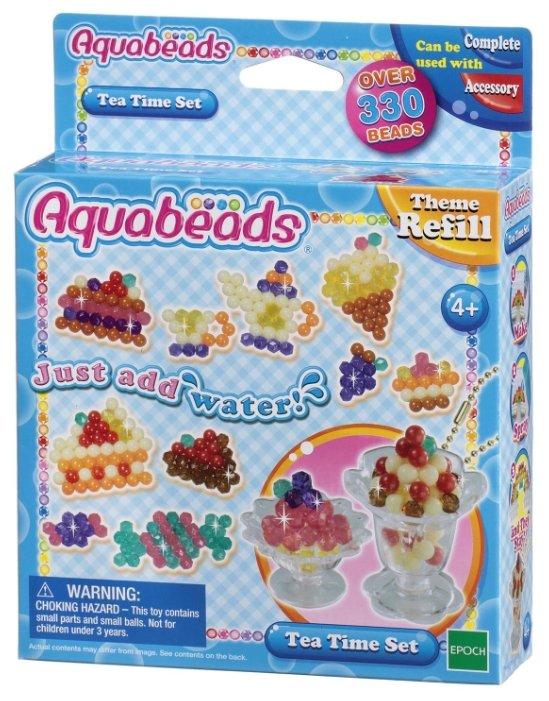 Набор для творчества Aquabeads Чаепитие 30278