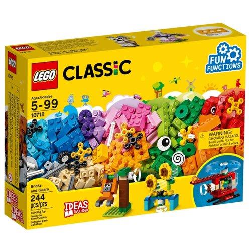 Купить Конструктор LEGO Classic 10712 Кубики и механизмы, Конструкторы