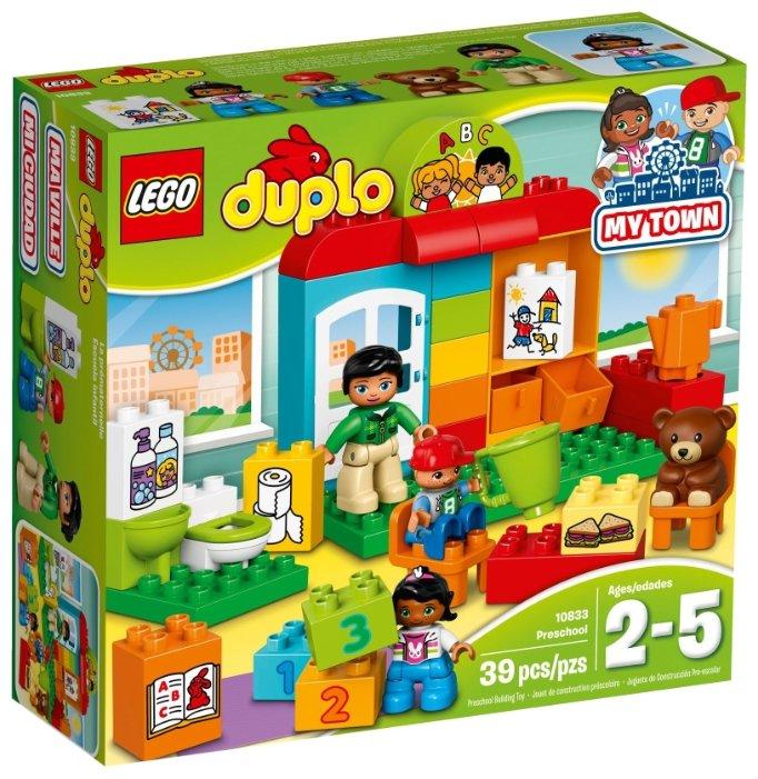 Конструктор LEGO Duplo 10833 Детский сад