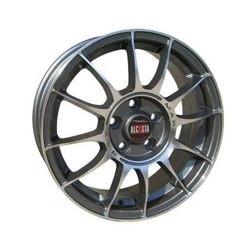 Фото - Колесный диск ALCASTA M01 6.5x16/5x100 D57.1 ET35 GMF колесный диск alcasta m02 6x14 5x100 d57 1 et38 gmf