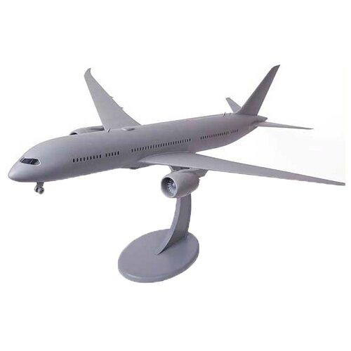 Купить Сборная модель ZVEZDA Пассажирский авиалайнер Боинг 787-9 Дримлайнер (7021) 1:144, Сборные модели
