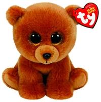 Мягкая игрушка TY Classic Мишка Brownie 33 см