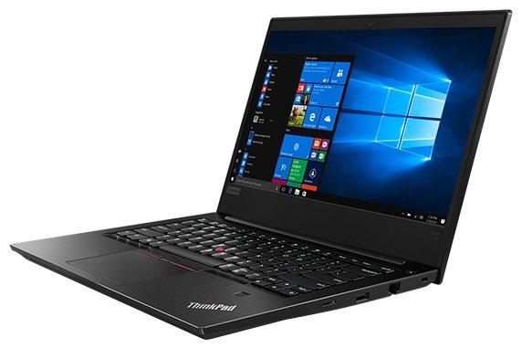 "Ноутбук Lenovo ThinkPad Edge E480 (Intel Core i5 8250U 1600 MHz/14""/1920x1080/8Gb/1000Gb HDD/DVD нет/Intel UHD Graphics 620/Wi-Fi/Bluetooth/Windows 10 Pro)"