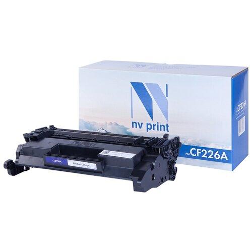 Фото - Картридж NV Print CF226A для HP, совместимый картридж nv print cf380x для hp