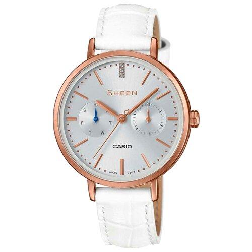 Наручные часы CASIO SHE-3054PGL-7A наручные часы casio analog lth 1060l 7a