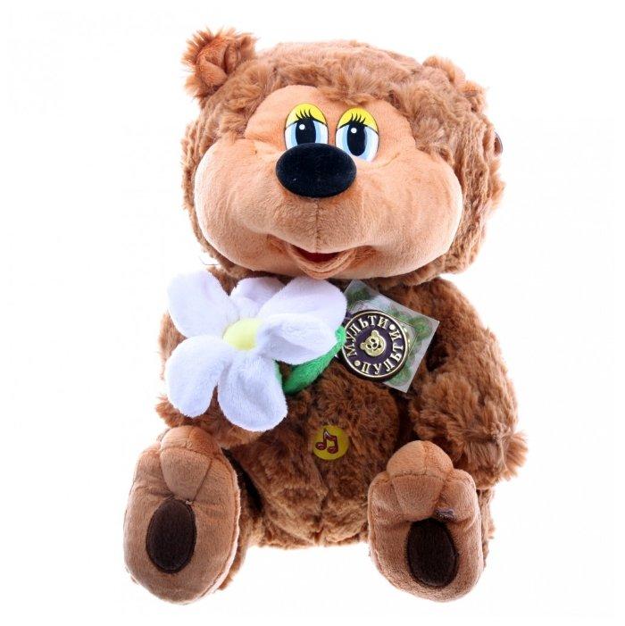 Мягкая игрушка Мульти-Пульти Трям! Здравствуйте! Медвежонок 25 см