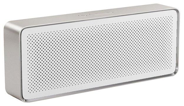 Колонка Xiaomi Mi Square Box Bluetooth Speaker 2 (XMYX03YM) Белая