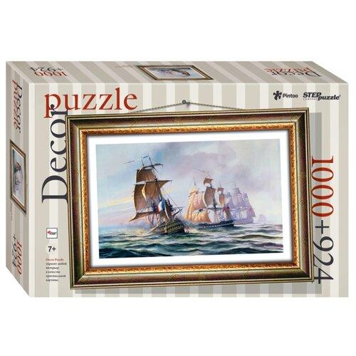 Пазл Step puzzle Decor Морской бой (98026), 1000 дет.Пазлы<br>