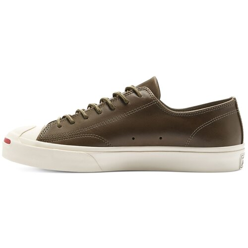 Кеды Converse Jack Purcell Color Premium Leather размер 42, зелeный