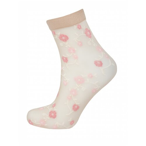 Капроновые носки Trasparenze Sean (c), размер Unica, cosmetic A