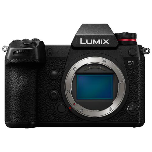 Фото - Фотоаппарат Panasonic Lumix DC-S1 Body черный фотоаппарат