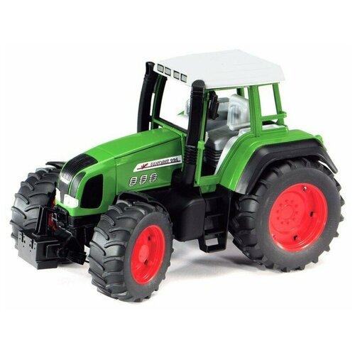 Трактор Bruder 02-060 1:16, 28.5 см, зеленый