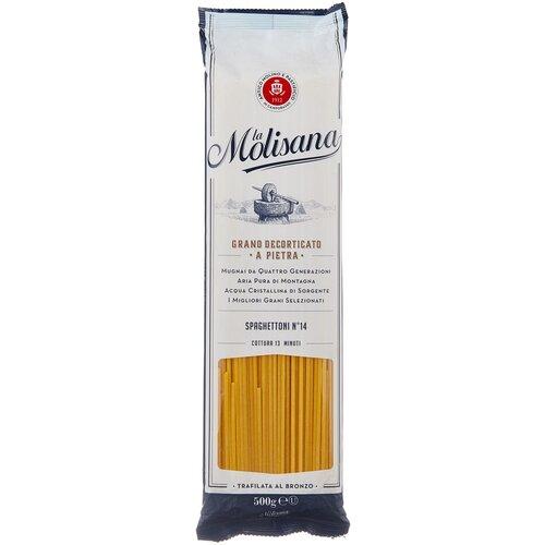 Фото - La Molisana Макароны Spaghettoni № 14, 500 г la molisana spa макароны rigatoni 31 500 г