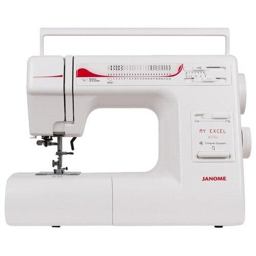 Швейная машина Janome My Excel W23U, белый