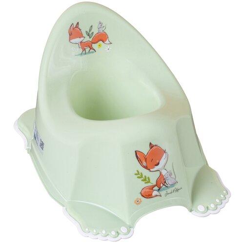 Купить Tega Baby горшок Forest Fairytale (FF-001) светло-зеленый, Горшки и сиденья