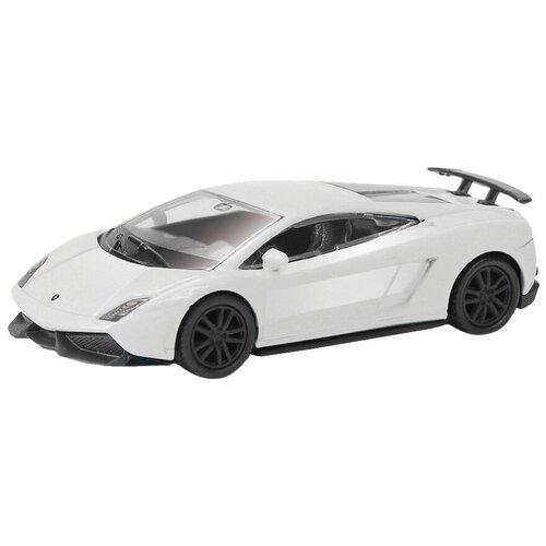 Легковой автомобиль RMZ City Lamborghini Gallardo LP570-4 (344998) 1:64, белый