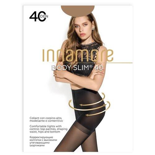 Колготки Innamore Body Slim, 40 den, размер 2-S, daino (бежевый)