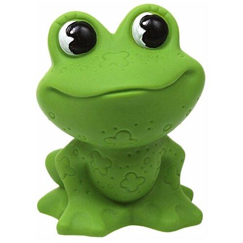 Фото - Игрушка для ванной ОГОНЁК Лягушка (С-490) игрушка для ванной огонёк утенок с 355 желтый красный