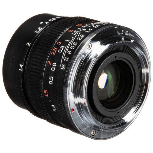Фото - Объектив 7artisans 35mm f/1.4 Canon RF черный объектив 7artisans 35mm f0 95 canon eos m mount