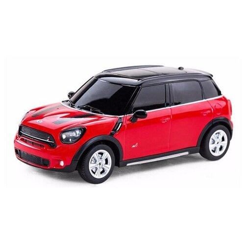 Легковой автомобиль Rastar Mini Countryman (72500) 1:14 30 см красный
