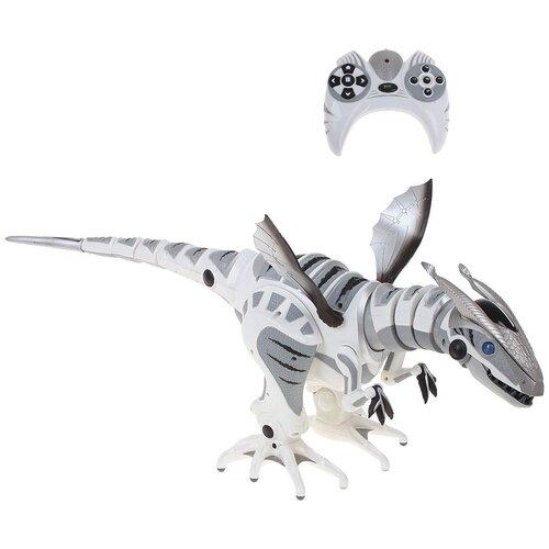 Робот Jia Qi Robosaur TT320, серебристый