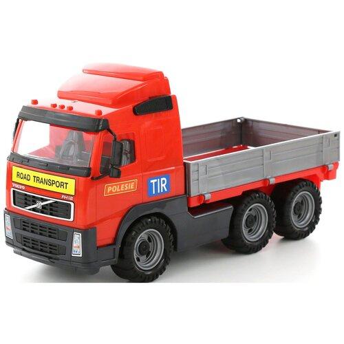 грузовик полесье 1657 41 см Грузовик Полесье бортовой Volvo (9463), 45 см