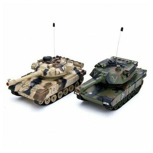 Фото - Радиоуправляемый танковый бой радиоуправляемый танк heng long радиоуправляемый мини танковый бой cs toys 9819